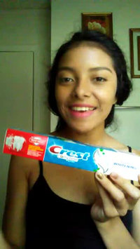 Video of Crest Complete Extra Whitening Toothpaste with Tartar Protection uploaded by Crystal G.