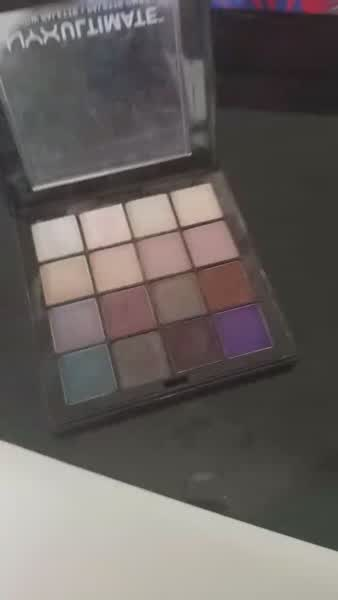 NYX Cosmetics Ultimate Shadow Palette uploaded by Jessica O.