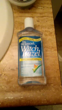 Video of T.N. Dickinson's Witch Hazel Astringent uploaded by Johnetta L.