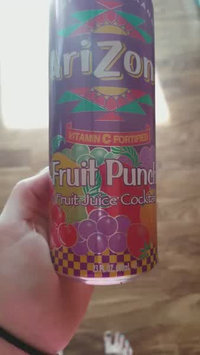 Video of AriZona Fruit Punch Fruit Juice Cocktail uploaded by Megan G.