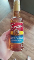Torani Syrup Salted Caramel Sf 25.4Fo Pack Of 12 uploaded by Megan G.