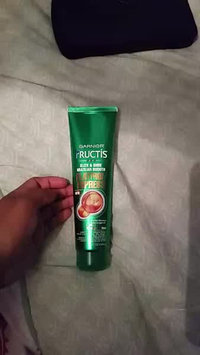 Video of Garnier® Fructis® Sleek & Shine Brazilian Smooth Flatiron Express Leave-In Balm 5.1 fl. oz. Tube uploaded by Crystal P.