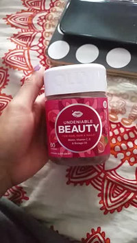Video of Olly Undeniable Beauty Grapefruit Glam Vitamin Gummies uploaded by Crystal P.
