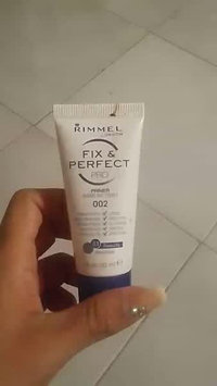 Video of Rimmel London Fix And Perfect Pro Primer uploaded by Rosy D.