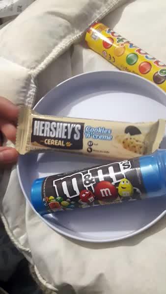 Hershey's® Milk Chocolate uploaded by Abi G.