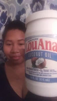LouAna Pure Coconut Oil uploaded by Crystal H.