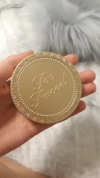 Too Faced Chocolate Soleil Bronzing Powder uploaded by Kaylah R.