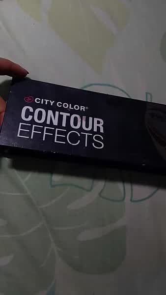 City Color Cosmetics Contour Effects Palette uploaded by Katherine E.