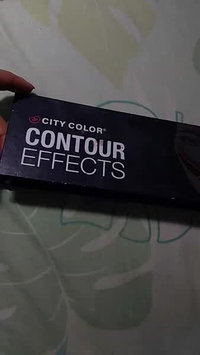 Video of City Color Cosmetics Contour Effects Palette uploaded by Katherine E.