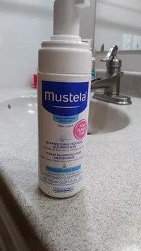 Video of Mustela Bebe Foam Shampoo for Newborns uploaded by Martie K.