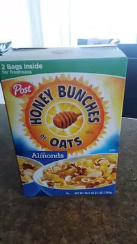 Video of Honey Bunches of Oats with Almonds uploaded by Oriana V1305547 M.