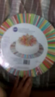 Cake Boards-12 Round Color Wheel 3/Pkg uploaded by Georgelena M.