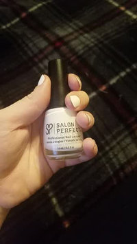 Video of Salon Perfect Professional Nail Lacquer uploaded by Sage P.