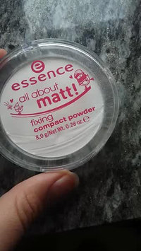 Video of Essence All About Matt! Fixing Compact Powder uploaded by Kamile Z.
