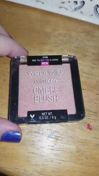 Video of Wet n Wild® Color Icon Ombre Blusher uploaded by Melissa Z.