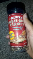 Aquaculture Fluker's Freeze Dried Crickets, 1.2 oz uploaded by jayleasantago s.