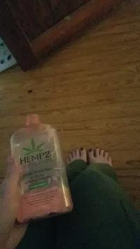 Video of Hempz Sweet Pineapple & Honey Melon Moisturizer uploaded by Jessie A.