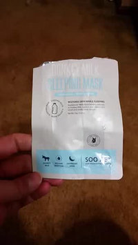 Video of Imselene - Donkey Milk Holic Sleeping Mask Pack 100ml/3.52oz uploaded by samantha s.