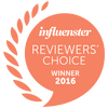 Influenster Beauty Awards Winner 2016