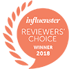 Influenster Beauty Awards Winner 2018