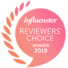 Influenster Beauty Awards Winner 2019