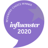 Influenster Beauty Awards Winner 2020