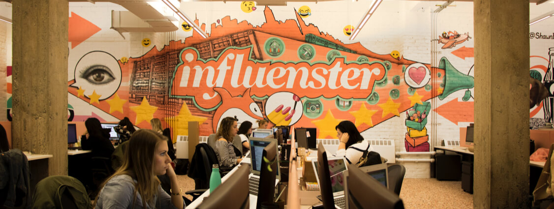 Working at Influenster