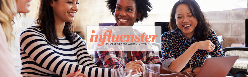 Influenster Scholarship for Women in STEM
